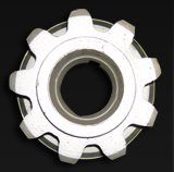 Ductile Iron Gear used on a Metal Machining Application